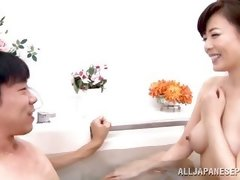 japanese mature orgy