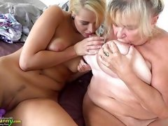 young man old woman sex