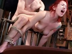 naked redhead mature